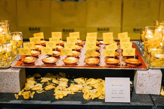 BAKE Cheese Tart Prices Singapore