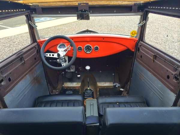 1929 Ford Model A Hot Rod | Auto Restorationice