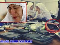 Guru Ini Langsung Syok Temukan Sesuatu  Di Handphone Siswinya Saat Razia di Kelas, Faktanya Bikin Miris