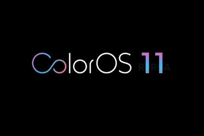 ColorOS 11 logo