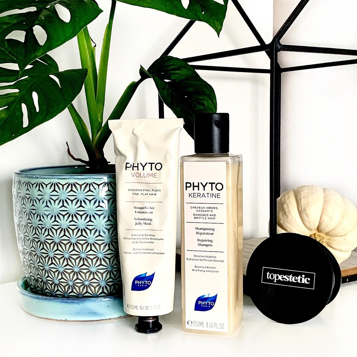 Phyto pielęgnacja włosów