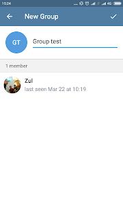 Cara Membuat Grup di Aplikasi Telegram 5