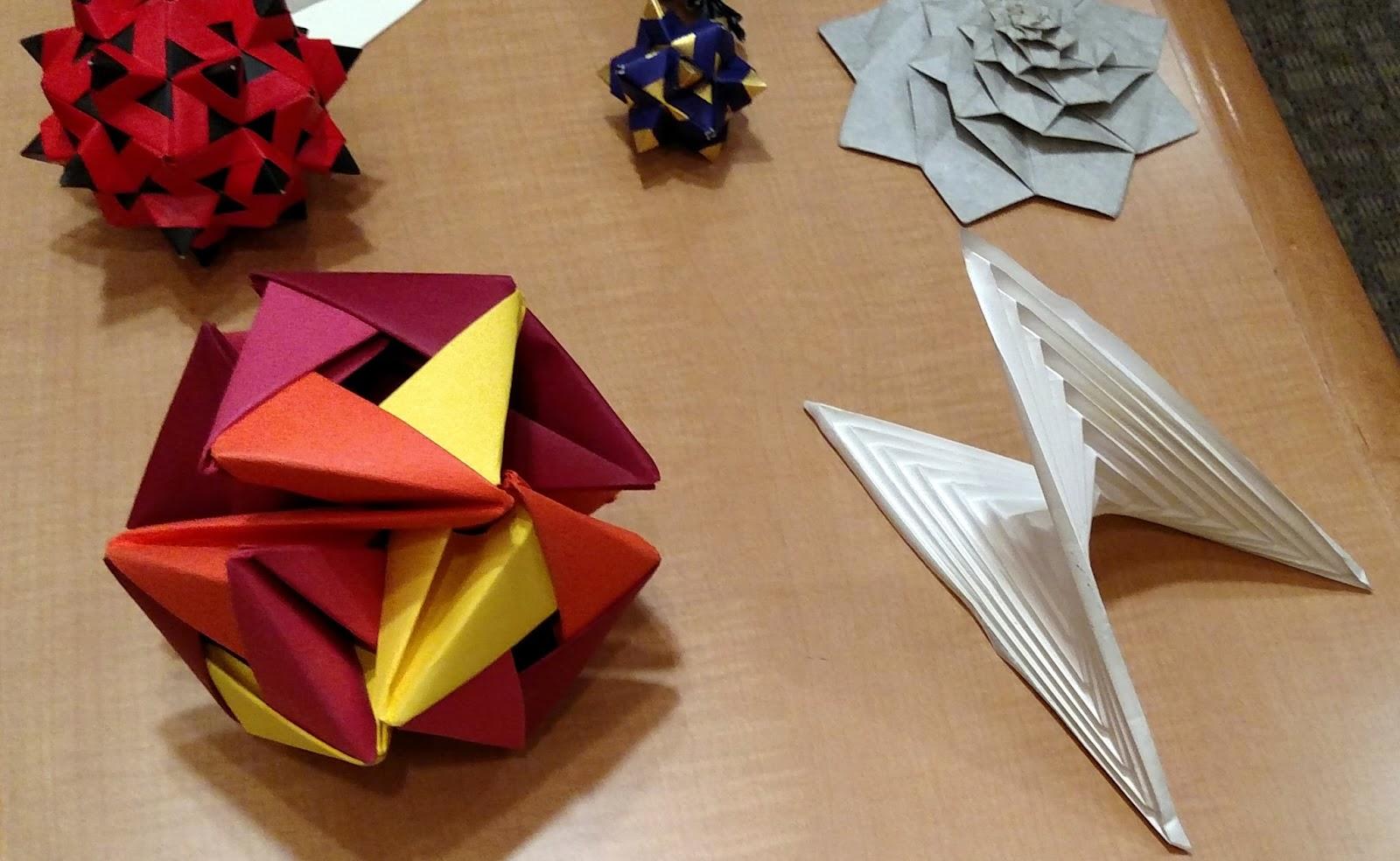 Getting started with geometric modular origami - Artful Maths | 984x1600