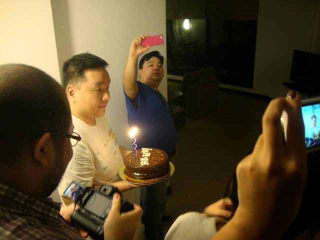 KTG SURPRISE PARTY, SPANKY ENRIQUEZ
