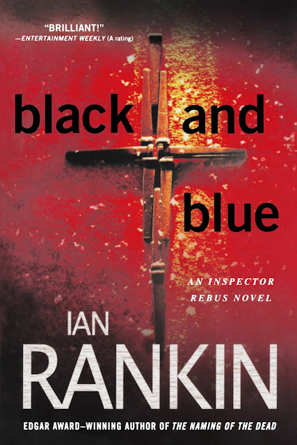 Eighth in the series, Black and Blue: is An Inspector Rebus Novel by Ian Rankin. Find my review here.