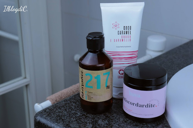 Step Haircare Routine