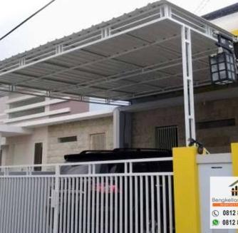 Anjapro Las Harga Kanopi Minimalis Terbaru 2018 Di Tangerang