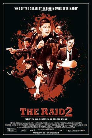 The Raid 2 (2014) 1.2GB Hindi Dual Audio 720p Bluray