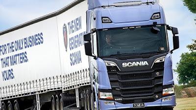 Chefe da Scania diz que segurança começa a se tornar uma prioridade