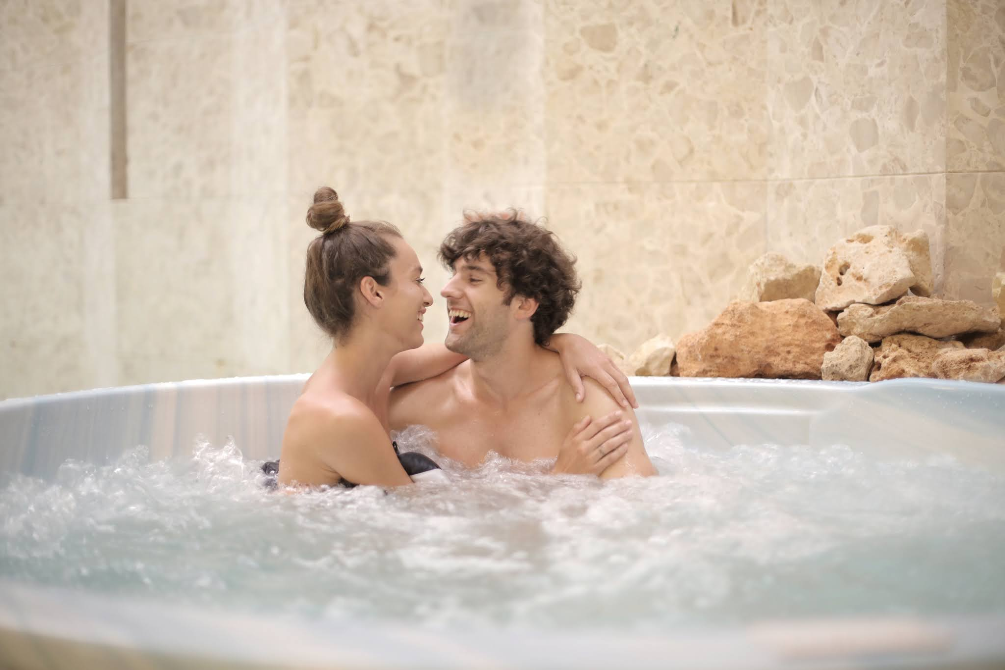 Romantic Getaways in New Jersey: Hot Tub Edition