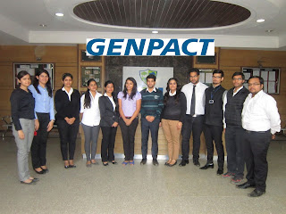 Genpact Recruitment Drive for Freshers On 22nd Oct 2016