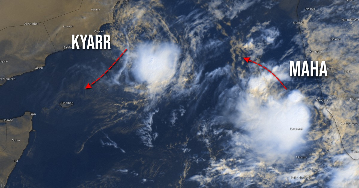 Cyclone Maha, Daily Current Affairs: 3rd November 2019