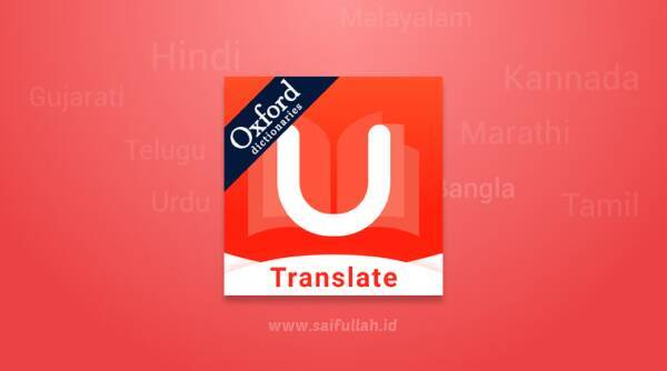 U-Dictionary Pro Mod VIP Apk v4.7.0 Oxford Dictionary Free Now Translate for Android