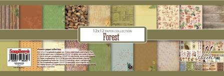 forest-scrapberry's-memuaris-scrapbooking