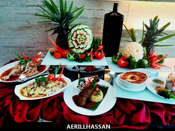 Première Hotel Klang Sajikan Lima Hidangan Utama Yang Unik dan Eksklusif