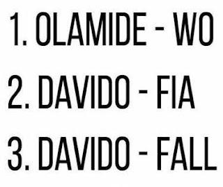 2017 was defintely Davido