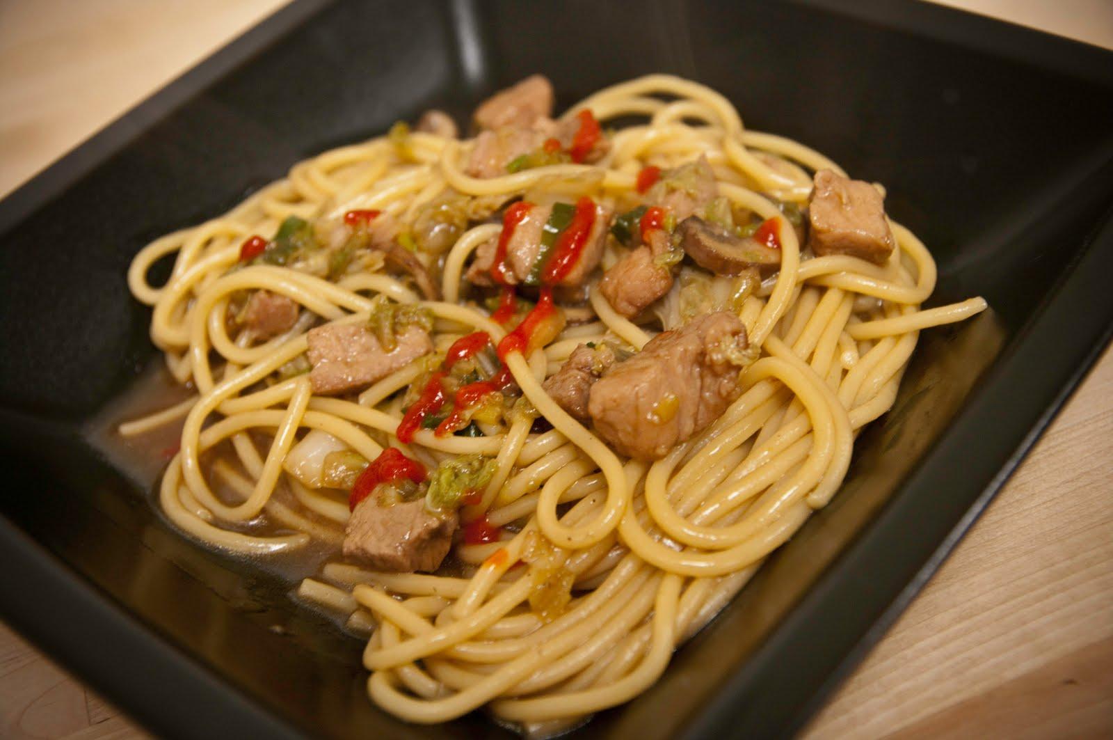 America S Test Kitchen Chicken Lo Mein