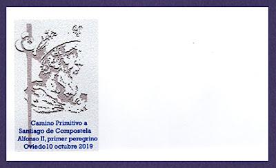 Sobre FASFIL para los sellos del Camino de Santiago primitivo