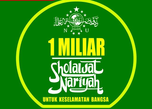 Menjawab Penggugat Dalil 1 Miliar Shalawat Nariyah pada Hari Santri