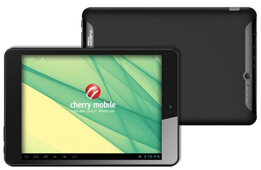 Cherry Mobile Fusion Storm a 7.85 inch tablet for only Php3,699