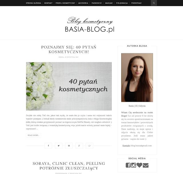 Zmiany na blogu! :)