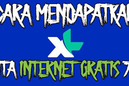 Kouta Internet Gratis XL Seharga 2500 - BEKASI CODE