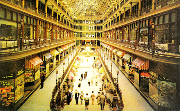Arcade Mall Cleveland