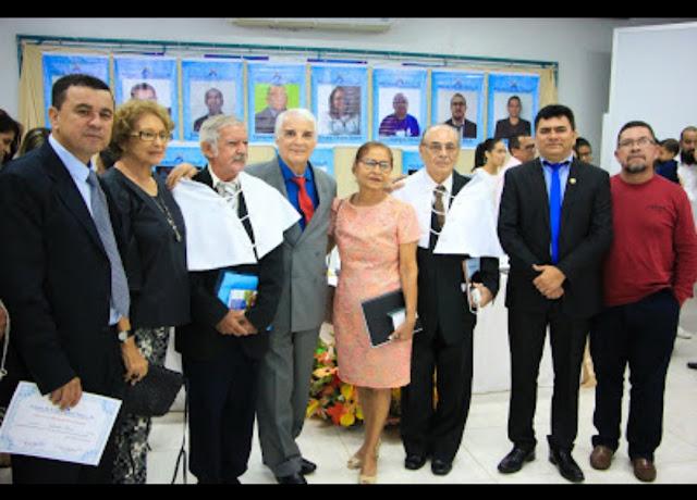 Academia de Letras de Paco do Lumiar realiza concorrida solenidade e distribui homenagens