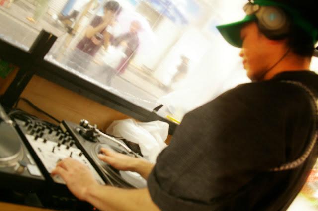 DJ YASU (VIBESRECORDS) @ 代々木八幡フェスティバル'2019 撮影 by 萩野哲哉