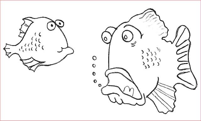 sketsa-hewan-mudah