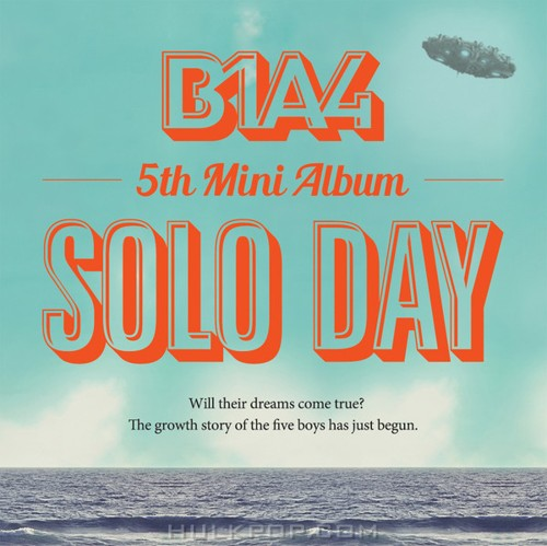 B1A4 – Solo Day – EP (FLAC + ITUNES PLUS AAC M4A)