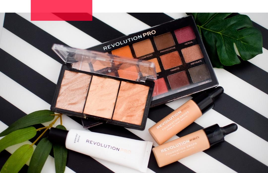 Wie gut ist die neue Makeup Revolution Pro Serie, Beauty, Kosmetik