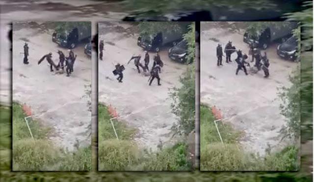Video Viral Oknum Polisi Pukuli Pedemo, Polri Turunkan Propam