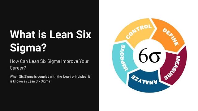 Lean Six Sigma Certifications