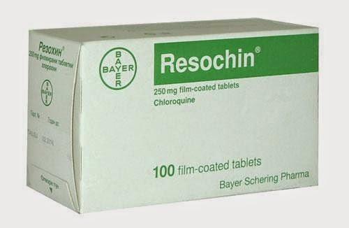 Resochin Mengandung Chloroquin, Obat Anti Malaria