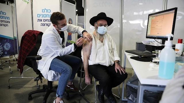 1 εκατ. Ισραηλινοί εμβολιάστηκαν μέσα σε 12 μέρες