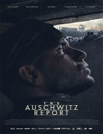 pelicula El informe Auschwitz