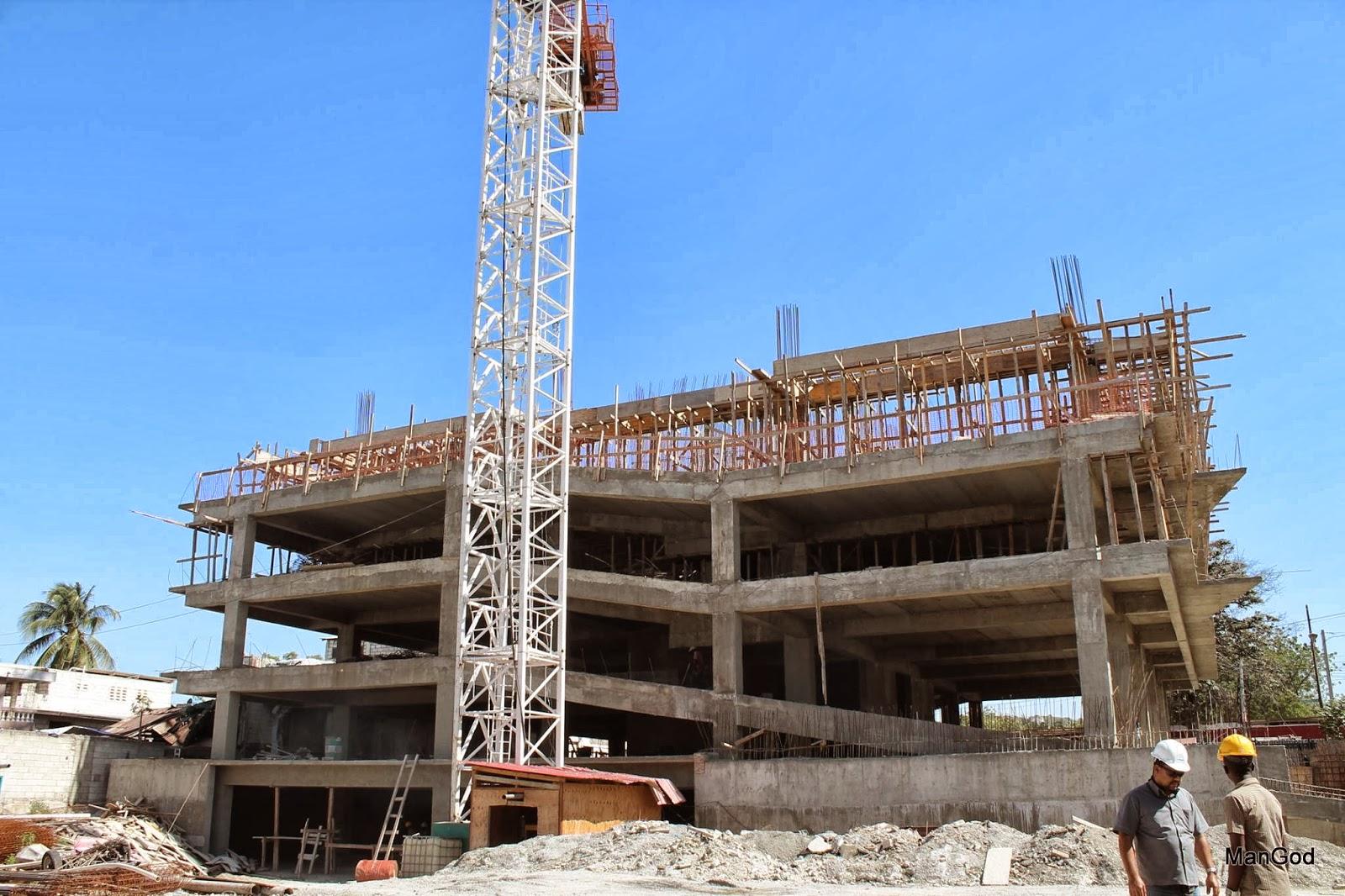 radio nationale d haiti visite guid e des chantiers de la reconstruction ministere de l. Black Bedroom Furniture Sets. Home Design Ideas