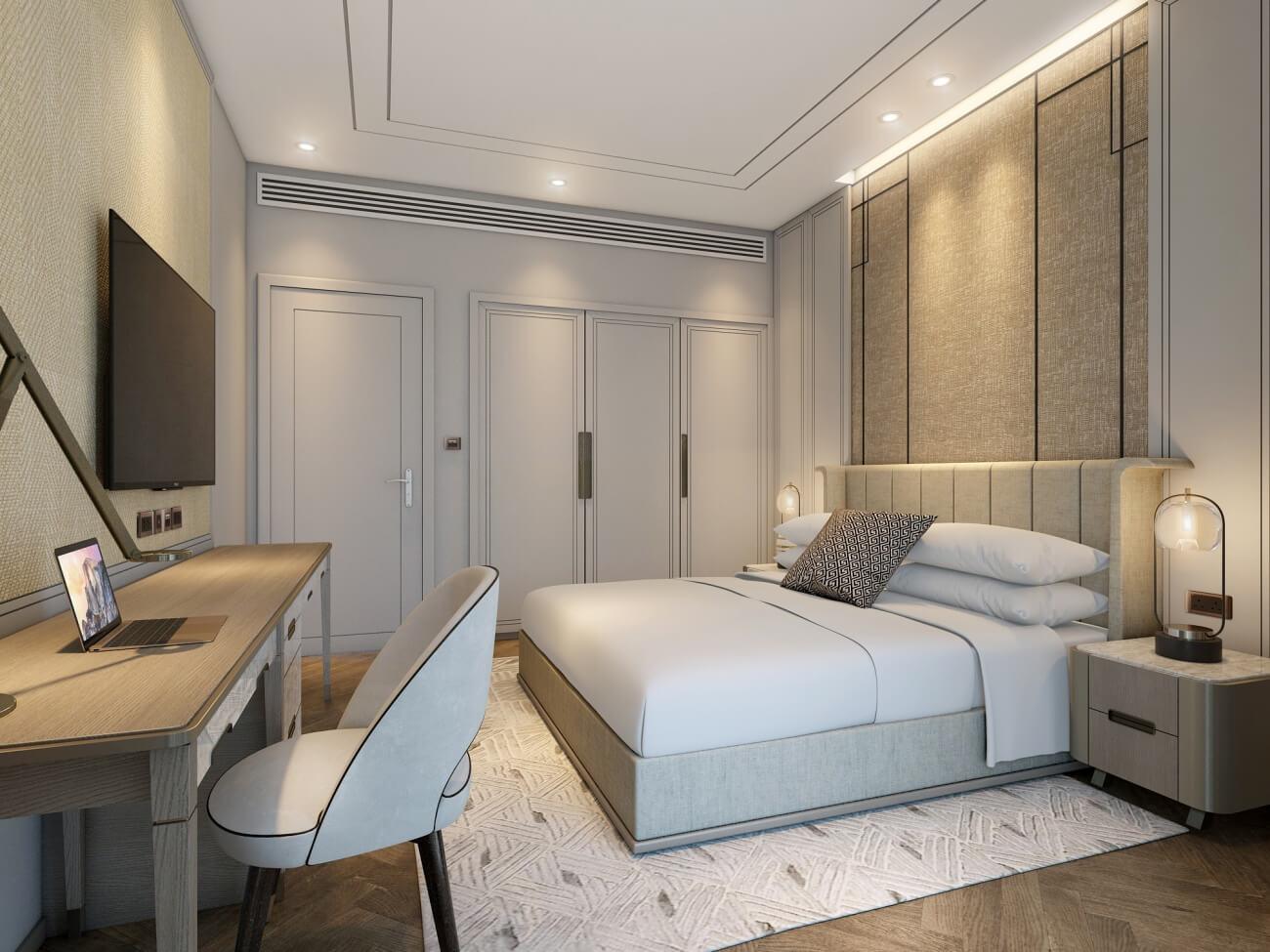 Phòng ngủ King Palace 108 Nguyễn Trãi