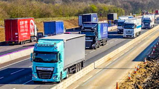 UK Offers Thousands Of Visas To Foreign Truckers To Ease Driver Shortage
