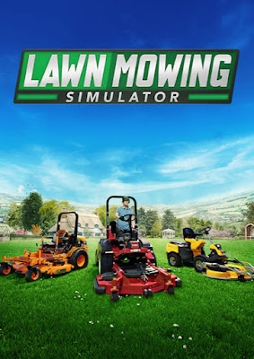 Capa do Lawn Mowing Simulator