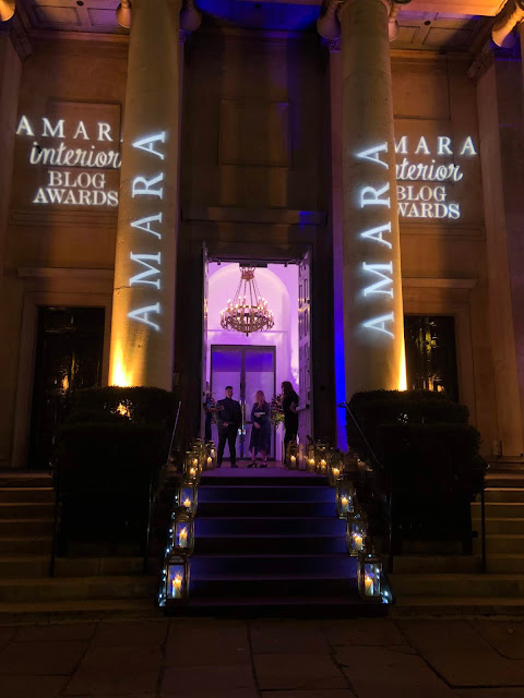 Amara Interior Blog Awards 2018 - Interior award ceremony held at One Marylebone in London