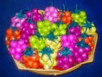 Warna - Warni Sale Anggur Pacitan