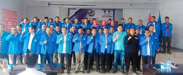 Ketua dan Puluhan Anggota KNPI Lotim Resmi Dilantik