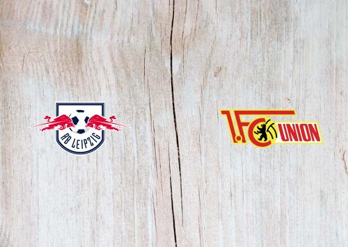 RB Leipzig vs Union Berlin -Highlights 20 January 2021
