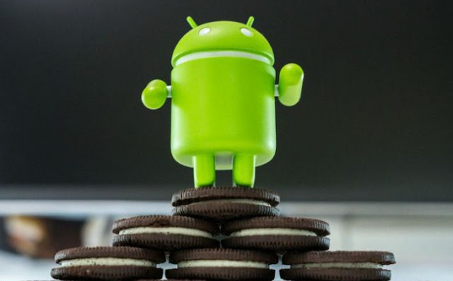 Populasi Pengguna OS Android Selama 2017
