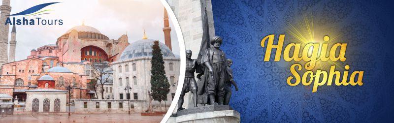 Paket Umroh Plus Turki Alsha Tour Hagia Sophia
