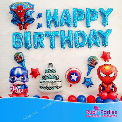Cửa hàng bán phụ kiện trang trí sinh nhật ở Tràng Tiền