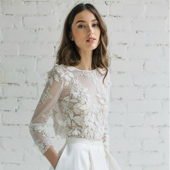 Most Beautiful Wedding Dresses.The Most Beautiful Wedding Dresses Femme On Trend