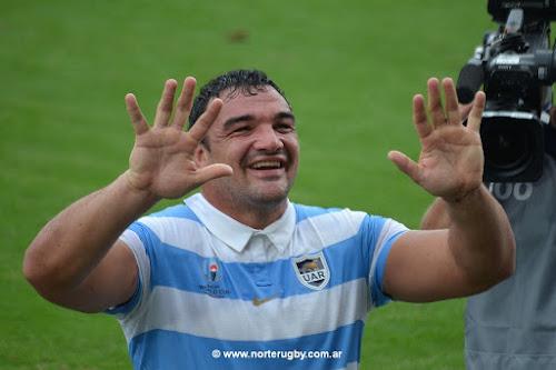 Agustín Creevy, hooker de Los Pumas #RWC2019